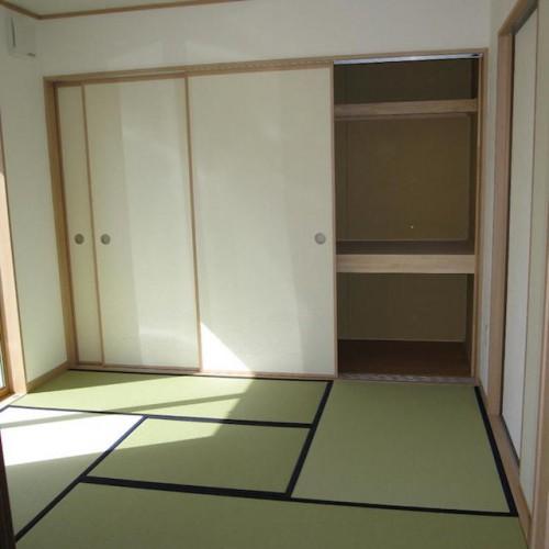新築宮田村ソーラーM邸 畳室