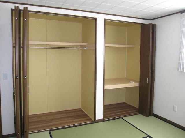新築伊那市ソーラーK-3邸 畳室