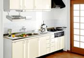 タカラスタンダードのキッチン