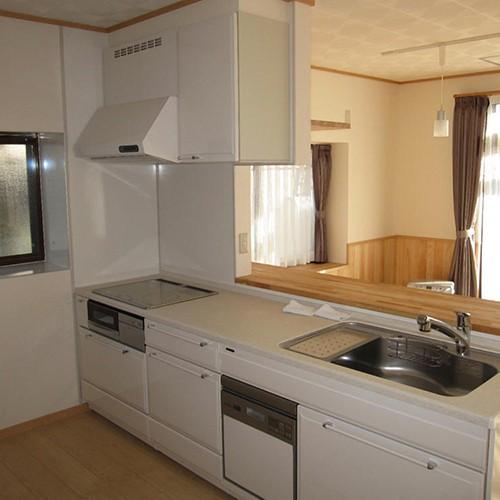 伊那市リフォームM-2邸 キッチン