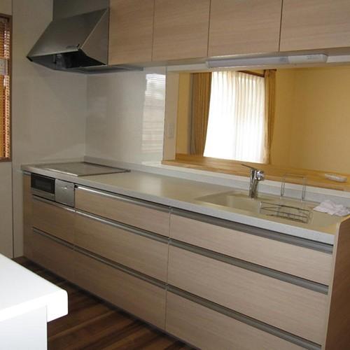 伊那市新築T-2邸 キッチン