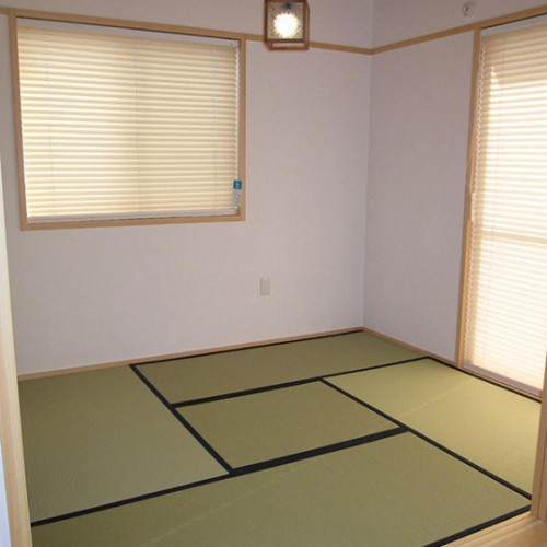 伊那市新築T-1邸 畳室