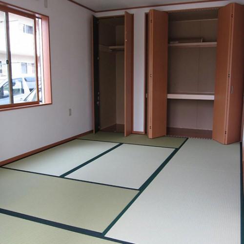伊那市新築N-1邸 畳室