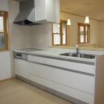 伊那市新築N-3邸 キッチン