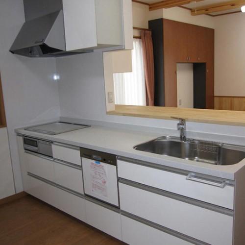 伊那市S-1邸 キッチン