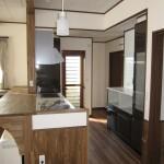 伊那市新築Y-2邸 キッチン