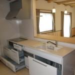 伊那市新築H邸  キッチン