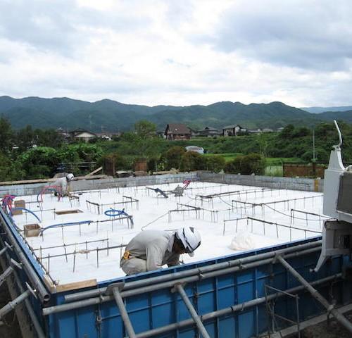 住宅新築工事伊那市M邸 PHOTO026